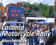 Laconia Biker Merchandise