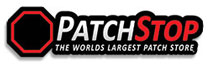 PatchStop Brand Patches