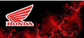 Honda Motorcycle Patches